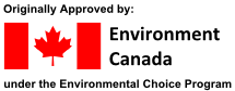 Environment Canada Approved 215x84