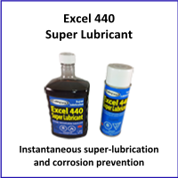 Excel 440 Super Lubricant