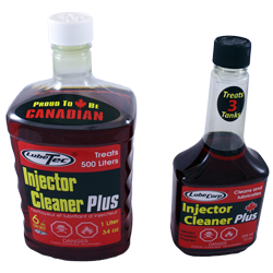 Gasoline Injector Cleaner Plus