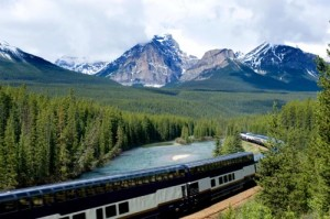 VIA Rail has proven remarkable cleanup of their railway sewage tanks as they travel across Canada from coast to coast.